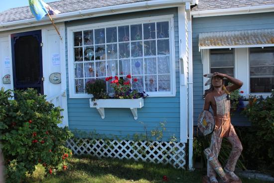 New Harbor, Μέιν: Sea Gull Restaurant & Gift Shop
