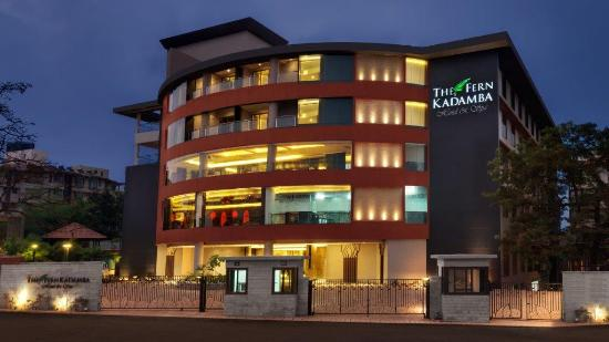 The Fern Kadamba Hotel and Spa: Exterior Facade