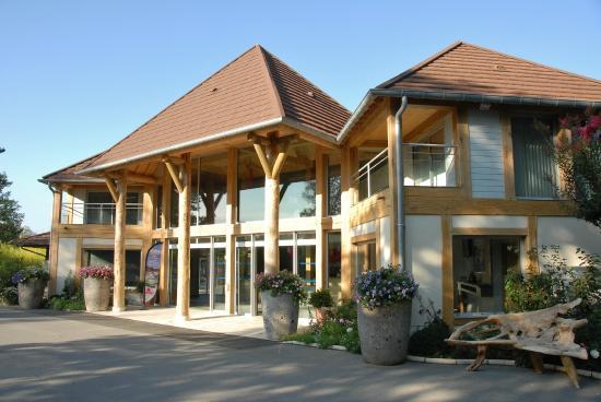 Pierrefitte sur Sauldre, فرنسا: Accueil réception
