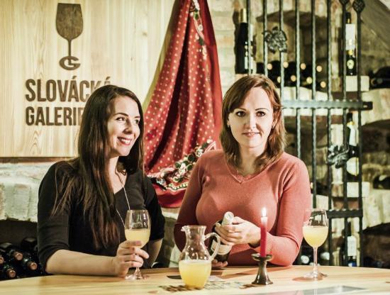 Kyjov, República Checa: Wine gallery