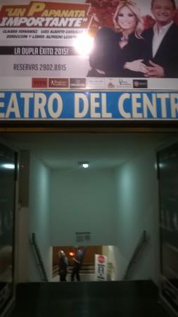 Teatro del Centro Carlos Eugenio Scheck
