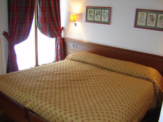 Hotel Walser: Double room