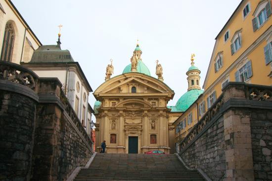 Mausoleum of Emperor Ferdinand II: Мавзолей