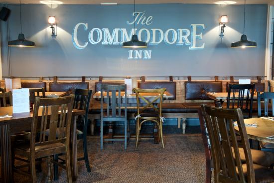 The Commodore: 6