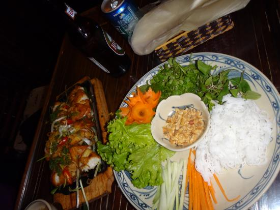 Orchid Cooking Class & Restaurant: Fish Hanoi style