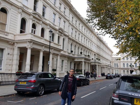 Corus Hotel Hyde Park Bewertung