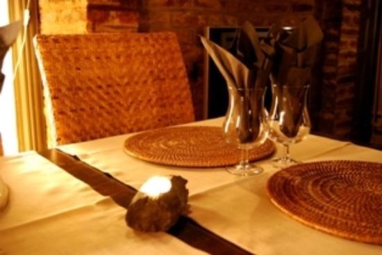 Gesves, Belgia: Restaurant