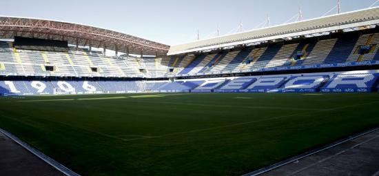 ‪Estadio Municipal de Riazor‬