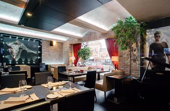 Le Sommelier Pinot Noir: Ресторан