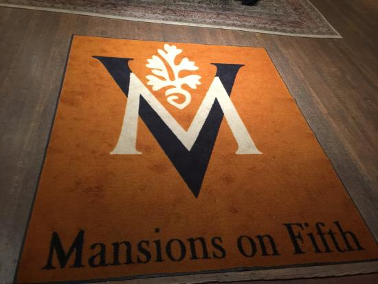 Mansions On Fifth Hotel: Living like the wealthy Victorians ... if just for a night.