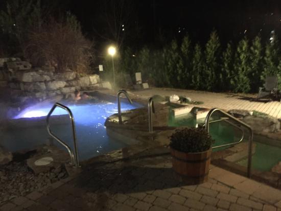 Hotel Chateau-Bromont: Amerispa