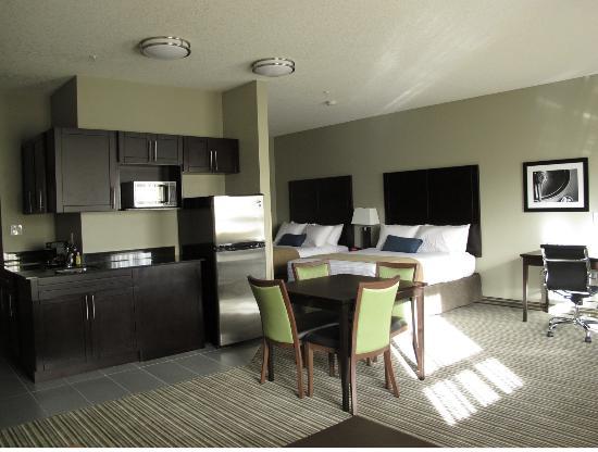 Fort Saskatchewan, Kanada: Double Queen Suite