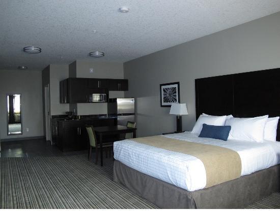 Fort Saskatchewan, Kanada: King Suite