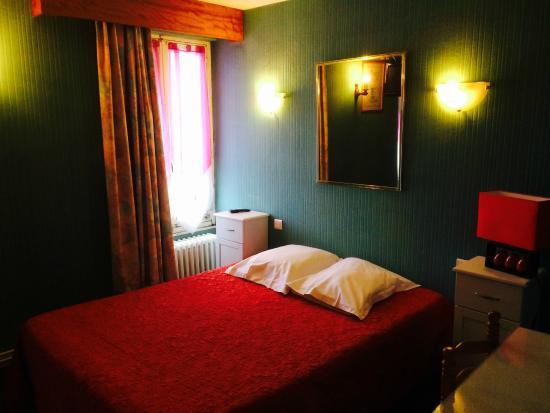 Hotel du Rempart: chambre double