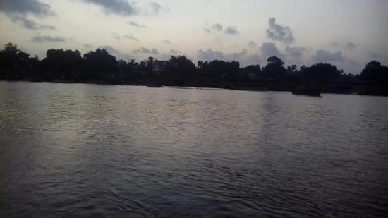 Navsari, India: Evenings time