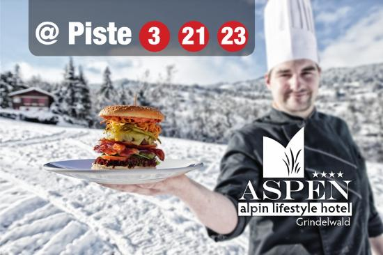 Aspen Alpin Lifestyle Hotel Grindelwald: Ski-in/Ski-out