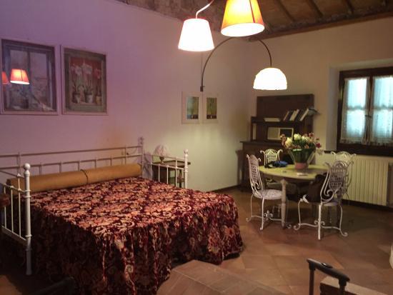 Collina Toscana Resort: La stanza