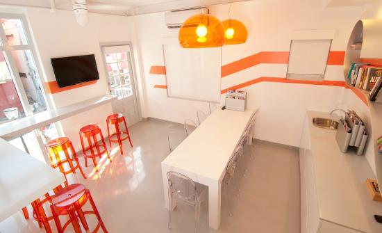 WAVE Hotel & Café Curaçao : Lounge Area