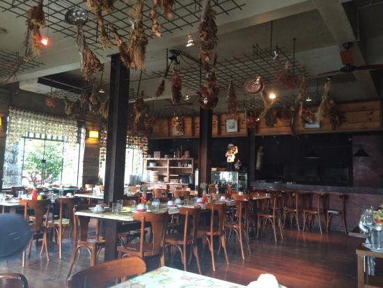 Restaurante do cafe picture of hotel giardino di pietra gramado