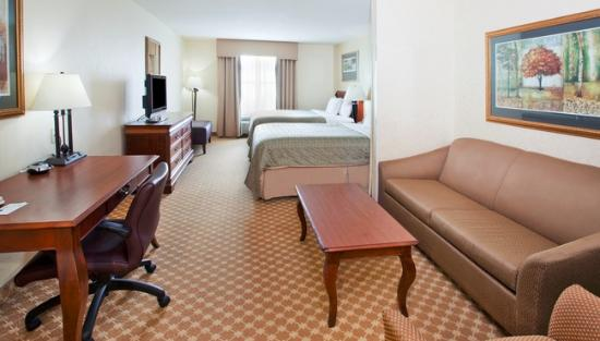 Country Inn & Suites by Radisson, Athens, GA: Queen Room with Sofa Bed