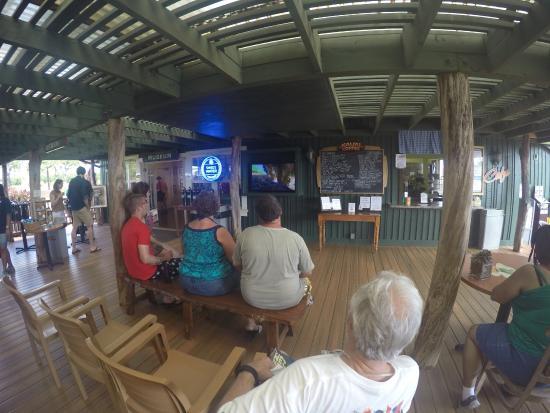 Kalaheo, Χαβάη: coffee tasting