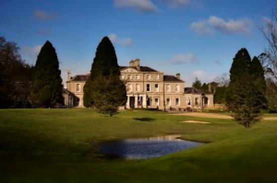 Faithlegg House Hotel & Golf Resort: Faithlegg House from the Golf Course