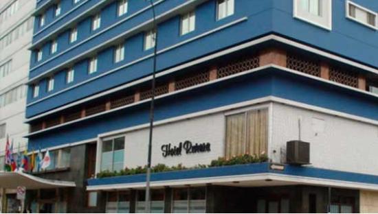 San Agustin Riviera Hotel: fuera