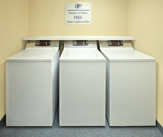 Rogers, Αρκάνσας: Laundry Facility
