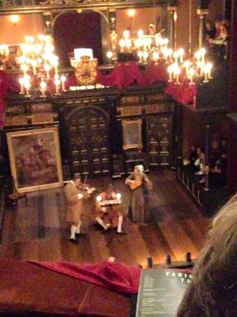Duke Of Yorks Theatre Farinelli The King