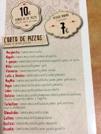 Muy Mia Pizzeria