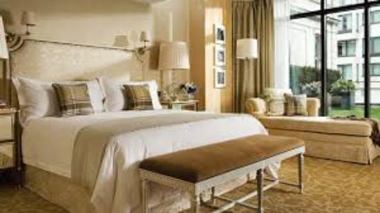 Four Seasons Hotel London at Park Lane: suite magnifica