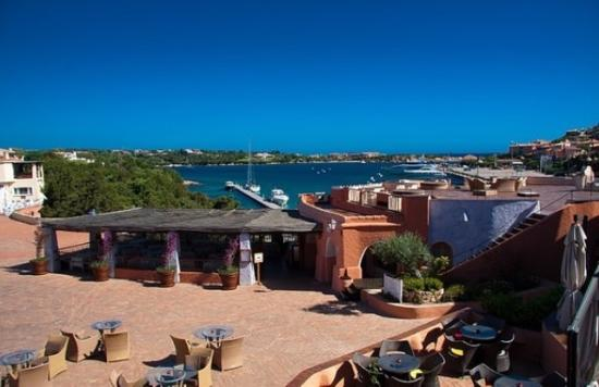 Hotel Cala di Volpe, a Luxury Collection Resort: Sea view