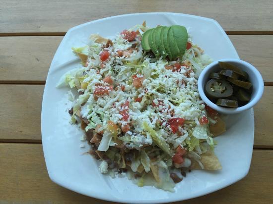 Las Olas Restaurant Grill & Bar: Peninsula Nachos