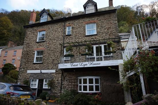 East Lyn House Hotel: East Lyn House, Lynmouth