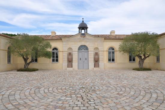 Saint Colomb de Lauzun, ฝรั่งเศส: Chateau in Pomerol