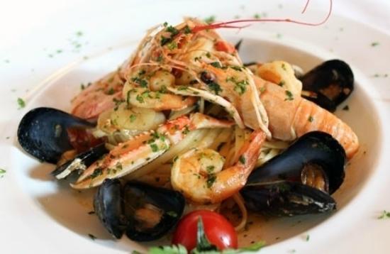 Andrea's : zuppa di pesce