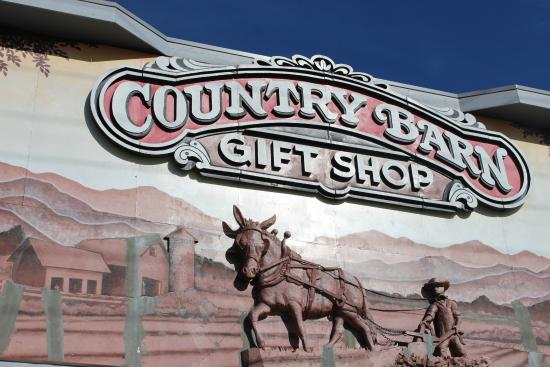 The Country Barn Gift Shop