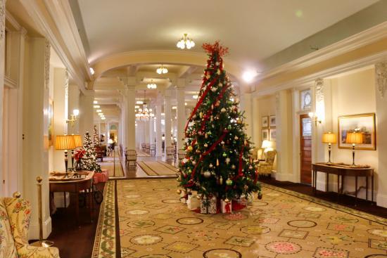 The Lobby Picture Of Omni Mount Washington Resort