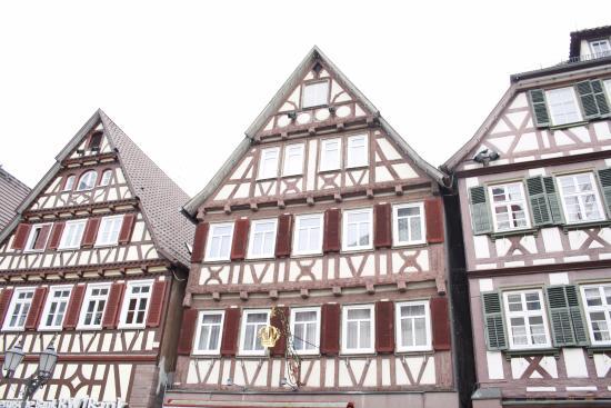 Steinhaus (ehem. Calwer Farberstift): che case!