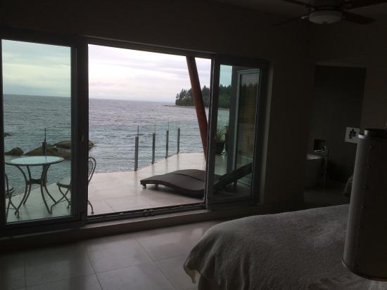 Halfmoon Bay, Kanada: Islets Suite