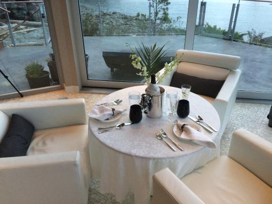 Halfmoon Bay, Kanada: Dinner
