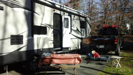 Prince William Forest RV Campground