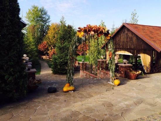 Restaurant Okraina: Осень в ресторане