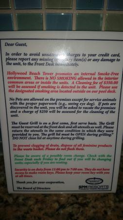 Hollywood Beach Tower: 20151127_120348_large.jpg