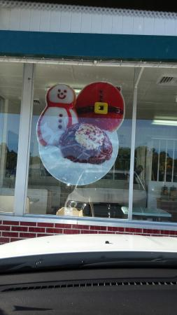 Krispy Kreme Doughnuts: Holiday doughnuts