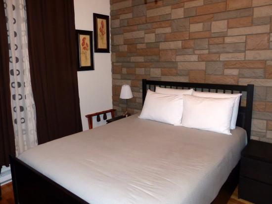 Bed & Breakfast du Village - BBV : Chambre 10 ou 11 (?)