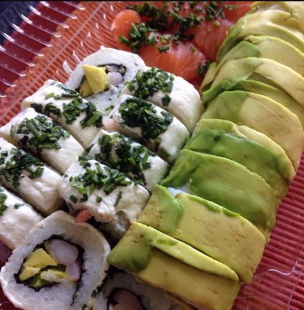 Mikai Sushi: rolls
