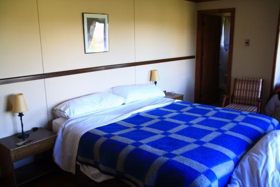 "Estancia Tercera Barranca : Room ""Las Torres"" (after we messed it up a little!)"