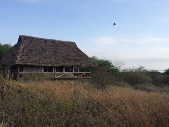 Lake Burunge Tented Camp: Tented camp