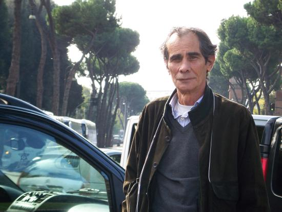 Antonio Cagnoli and Son Day Tours: Antonio, our trusted Rome Driver